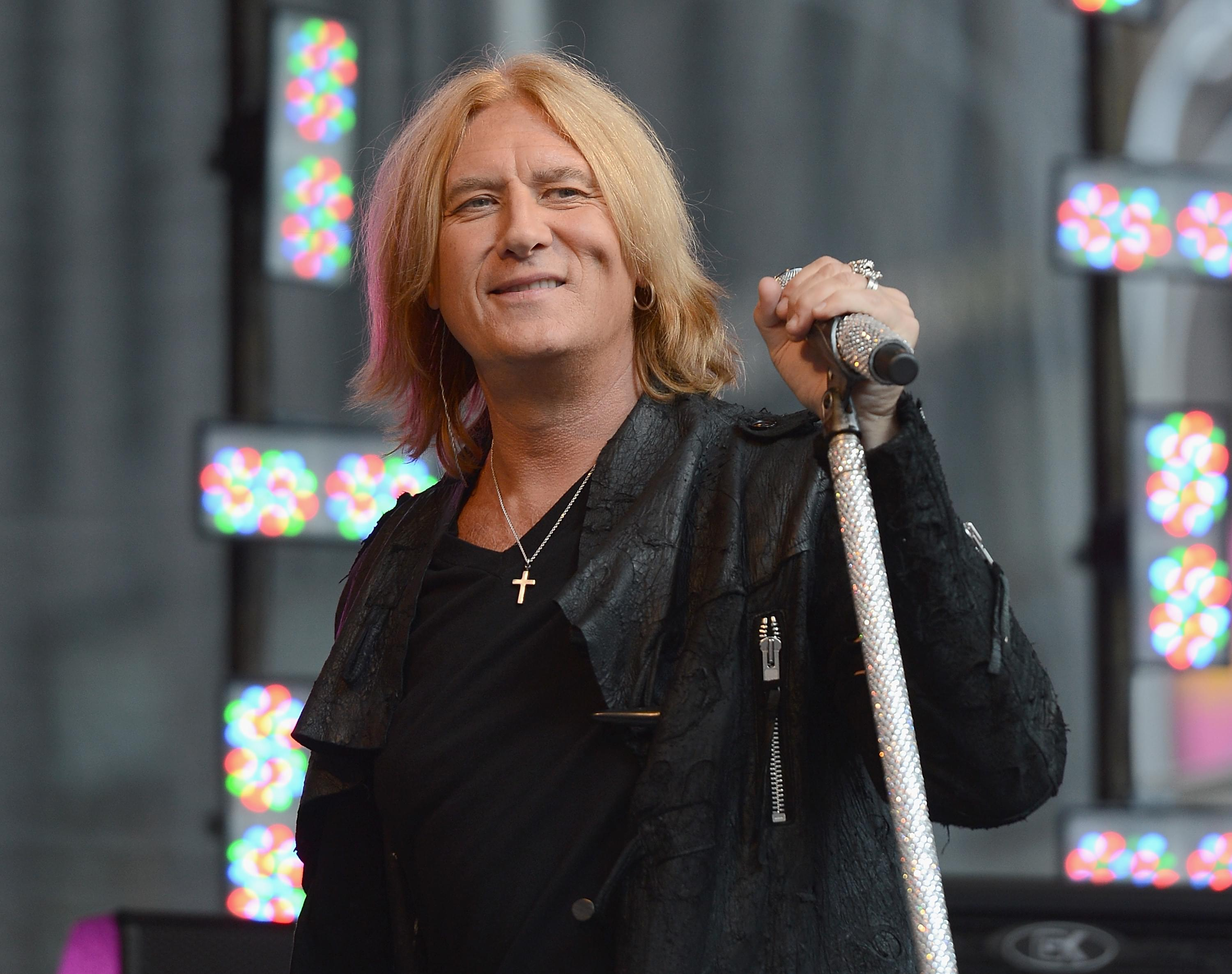 Def Leppard's Joe Elliott announces album release date