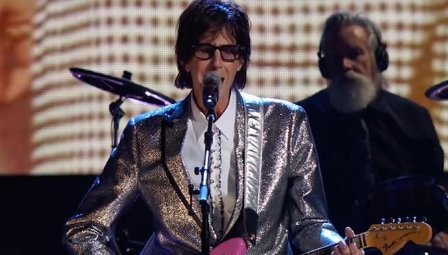 Remembering Ric Ocasek of The Cars