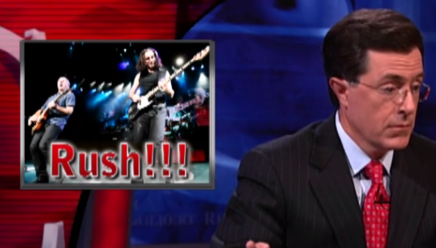 Rush makes 1st U.S. TV appearance in 33 years (Loop Rock History)