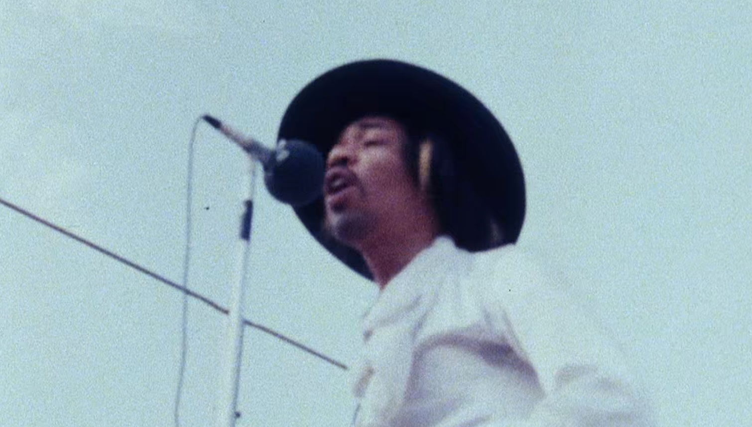 Hendrix got famous overseas first (Loop Rock History)