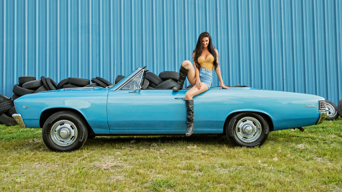 Rockin' Rides | Lyndsey's '67 Chevelle Convertible
