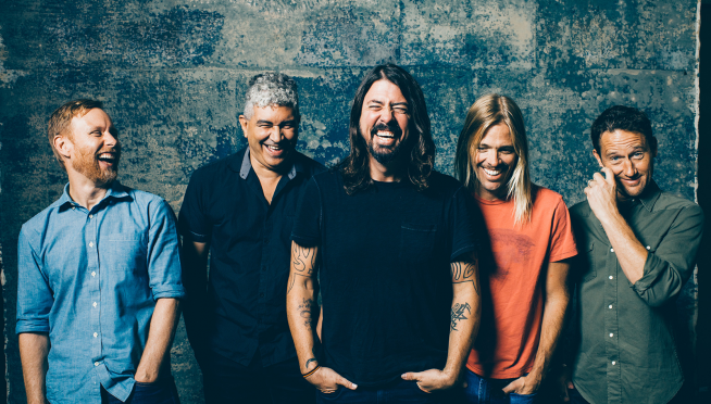 Foo Returns to Wrigley