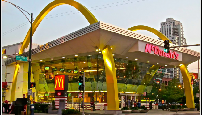 No More Rock n' Roll for Rock n' Roll McDonald's