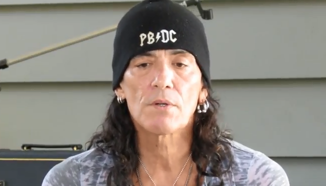 Stephen Pearcy joins Mancow!
