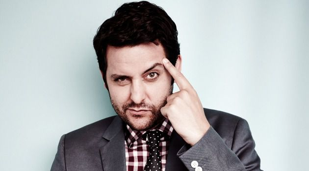 Ben Gleib Joins The Mancow Show!