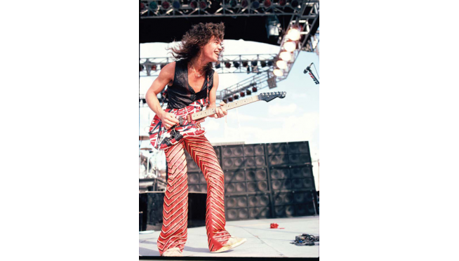 Happy Birthday EVH!