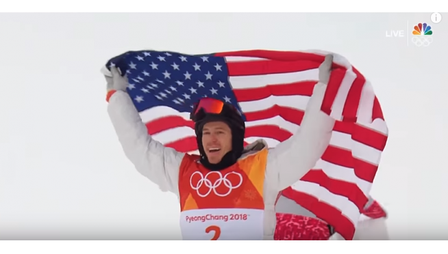 Shaun White Isn't Human