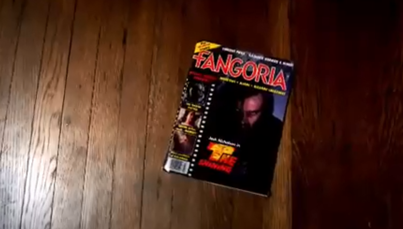 'Fangoria' magazine coming back