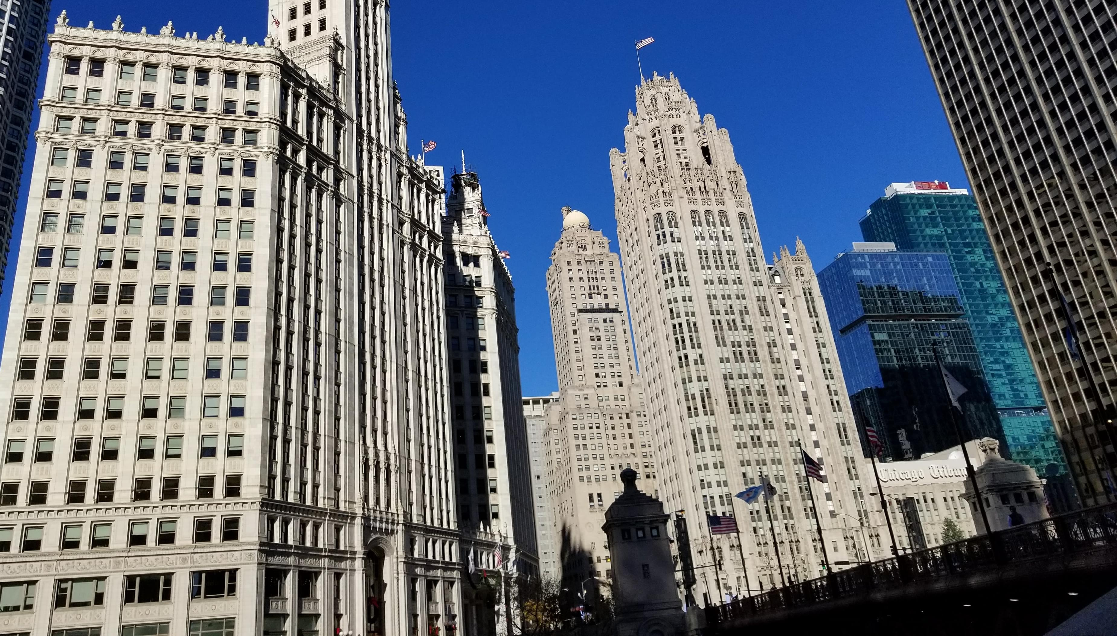 Chicago's one of the 'hardest-working cities' in U.S.