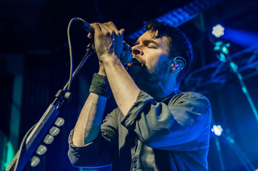 PHOTOS: Chevelle | Rapids Theatre