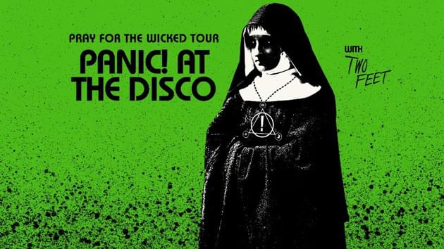 103.3 The Edge Welcomes Panic! At The Disco