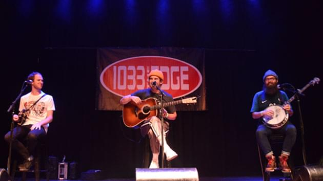PHOTOS: Pop Up & Unplugged with Judah & The Lion