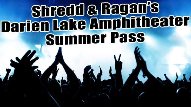 Win Tickets Every Darien Lake Amphitheater Show
