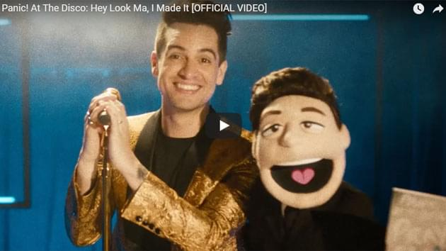 Panic! At The Disco Release New Music Video