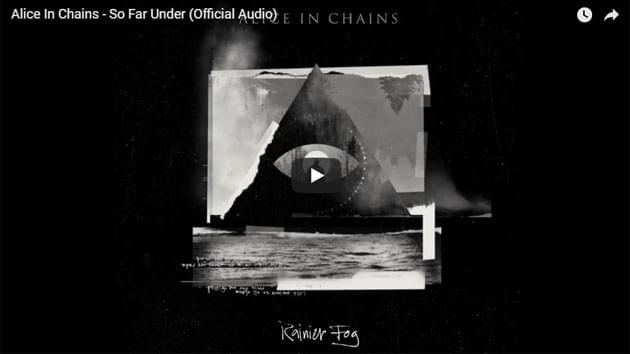 Alice In Chains Release New Song