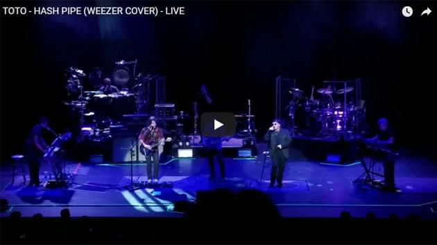Toto Covers Weezer