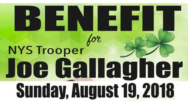 Benefit for Trooper Gallagher