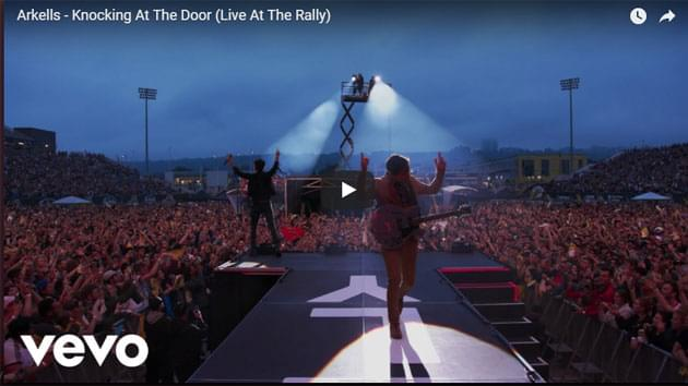 Arkells Release Live Music Video