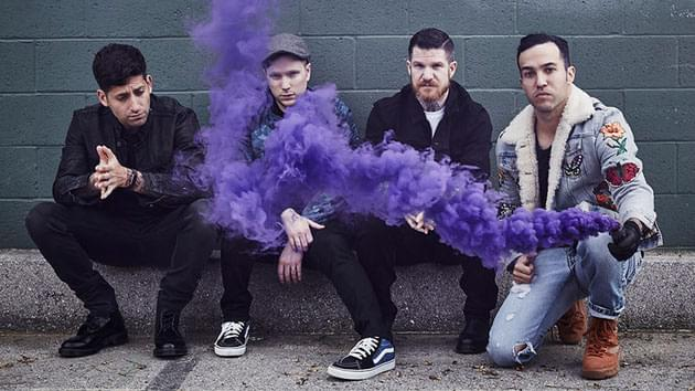Fall Out Boy Sued Over Llama Puppets