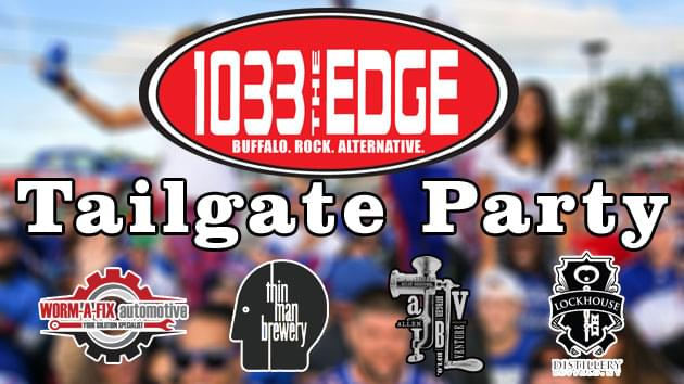 Edge Tailgate Parties 2018