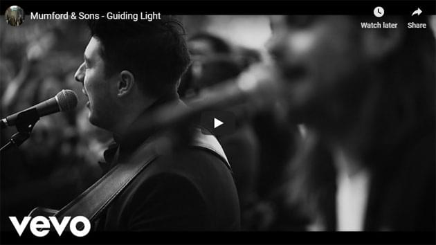 Mumford & Sons Release New Music Video