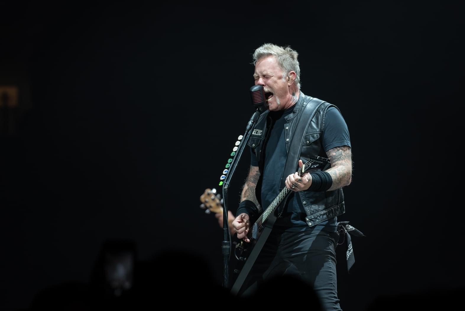Metallica at Key Bank Center 10/27/18