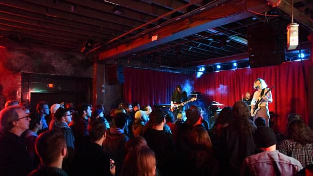 PHOTOS: Slothrust at Rec Room | November 12th