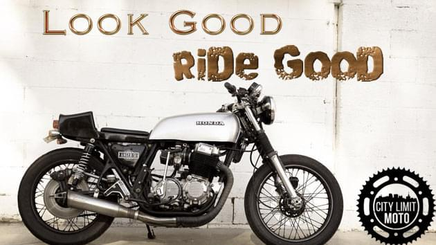 Congratulations to our Look Good, Ride Good Contest Winner!