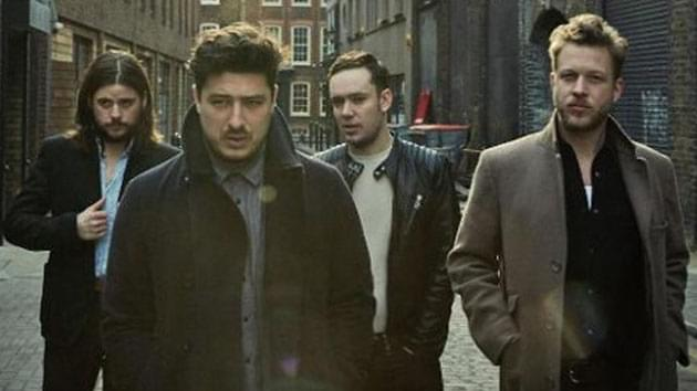 Mumford & Sons Extend 2019 Tour