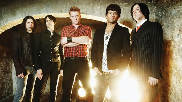 Queens of the Stone Age Are Upgrading Your Christmas Music Selection