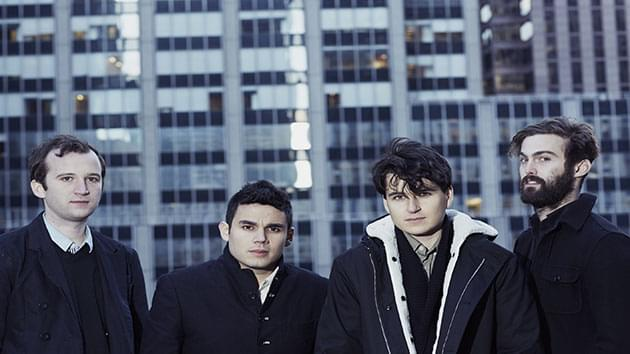 A Vampire Weekend Christmas Gift… Kind Of