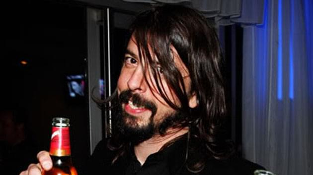 Dave Grohl Revisits Nirvana with Live Performance