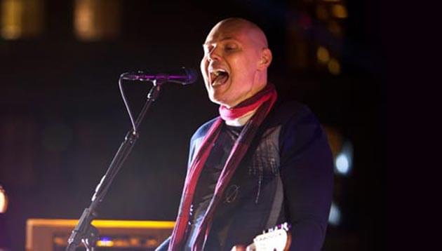 Smashing Pumpkins Perform on Kimmel