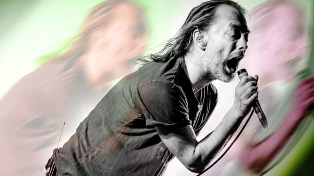 Thom Yorke Won't Be Attending Rock and Roll Hall of Fame Ceremony