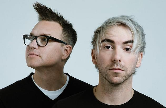 Mark Hoppus of Blink 182 Announces Simple Creatures with Alex Gaskarth of All Time Low