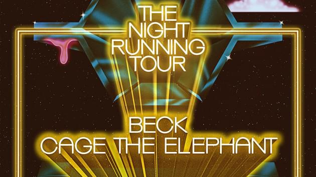 August 13th | Beck and Cage the Elephant