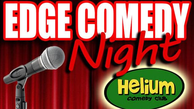 Edge Comedy Night | July 31st