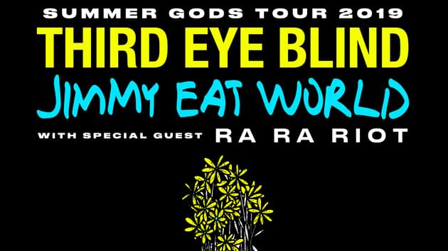 Know Your Edge Artist: Jimmy Eat World, Third Eye Blind, and Ra Ra Riot