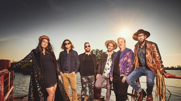 103.3 The Edge's Pop Up Unplugged | The Strumbellas | August 23rd