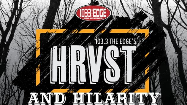 HRVST and Hilarity Weekend