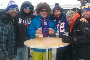 97 Rock's VIP Tailgate Party