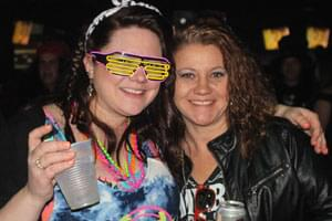 Photos & Video: Buffalo's Greatest 80's Party