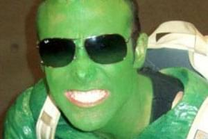 WINNER: Hulk Look-Alike Contest