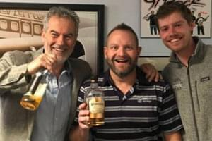 AUDIO: Kilbaggon Distillery in studio