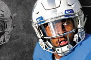 AUDIO: UB Bulls WR Anthony Johnson