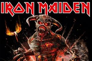CONCERT ANNOUNCEMENT: Iron Maiden