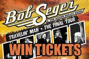 WIN: Bob Seger tickets & merch