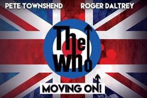 CONCERT ANNOUNCEMENT: The Who