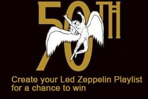 WINNERS: Led Zeppelin Playlist
