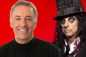 AUDIO: JP with Alice Cooper